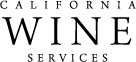 California Wine Services Logo