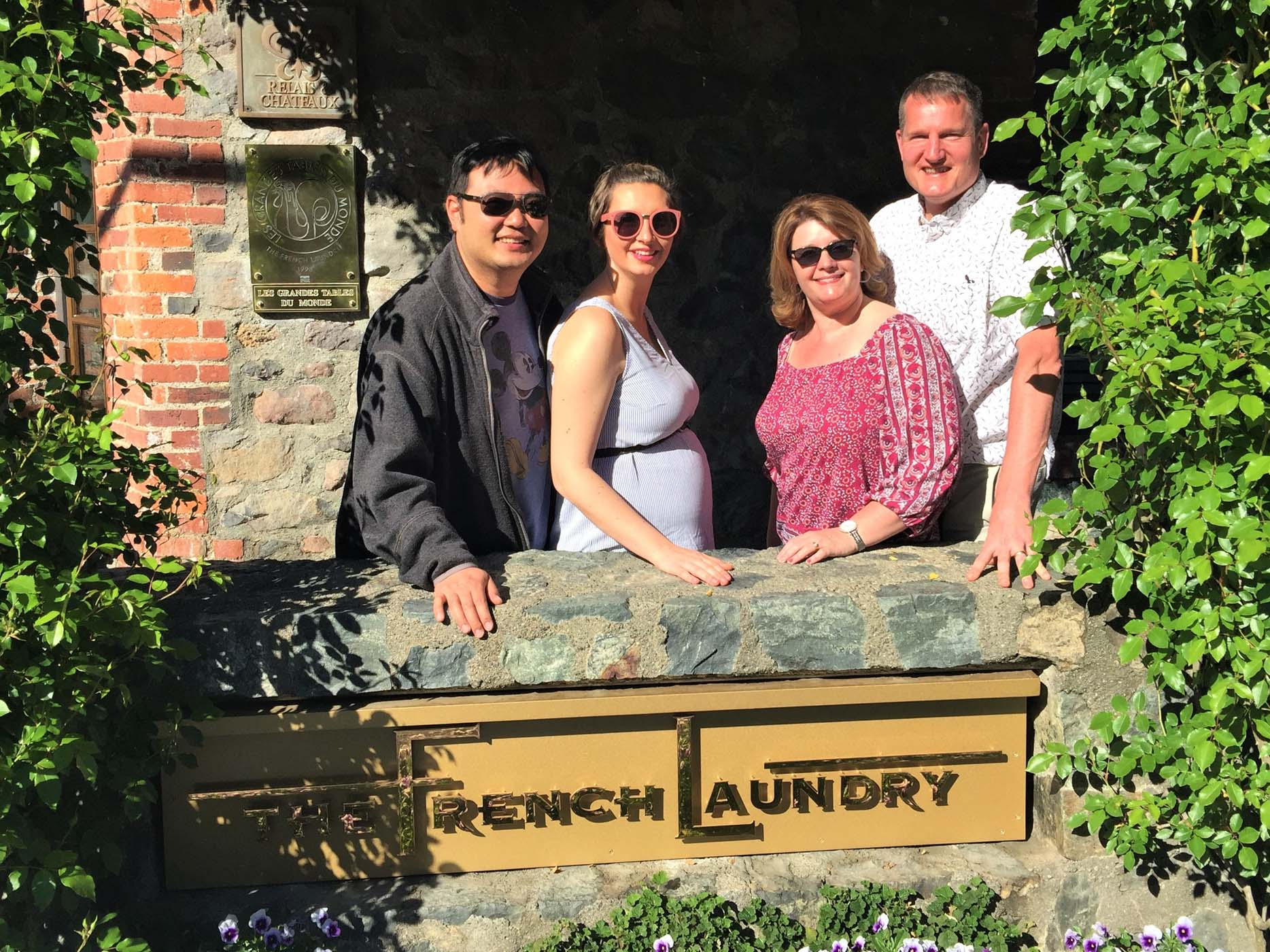 French Laundry visit